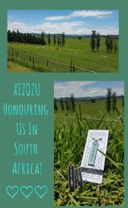 XIZOZU medals, survivor jewelry, remembrance jewelry, sympathy jewelry, are beginning to show up around the world!